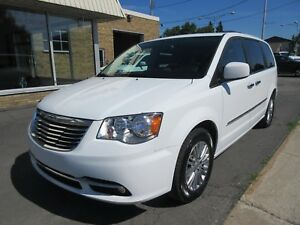 2016 Chrysler Town & Country Touring-L *CUIR+DVD*