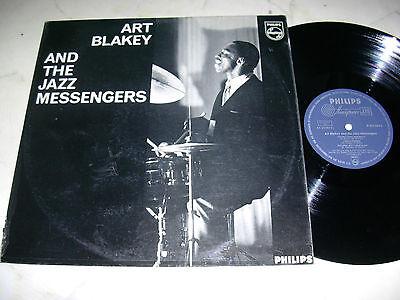ART BLAKEY AND THE JAZZ MESSENGERS Same 1962