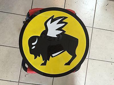 Buffalo Wild Wings Logo Sign - Circle