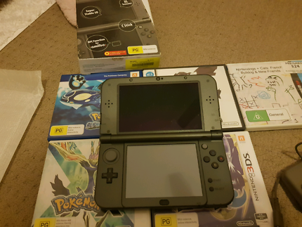 Nintendo DS XL Kuluin Maroochydore Area Preview
