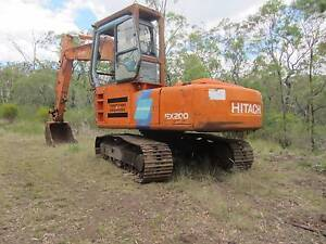 Hi-cab Logging or Recycle 20 tonne excavator Yarraman Toowoomba Surrounds Preview