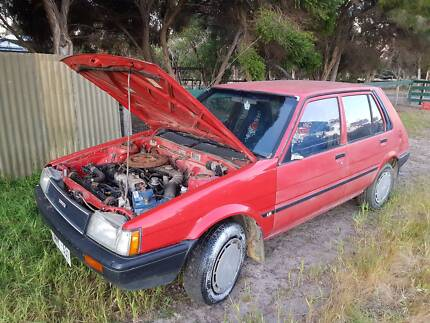 1985 Corolla wreck or parts