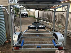 Ally Craft 3.70 20 Yamaha 4 Stroke New Trailer Oxley Brisbane South West Preview
