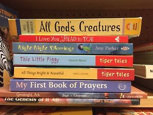 Children's Christian books ...