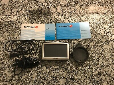 "TomTom XL 330-S Car GPS Navigator Set USA/Canada Maps 4.3"" LCD Screen-Tested"