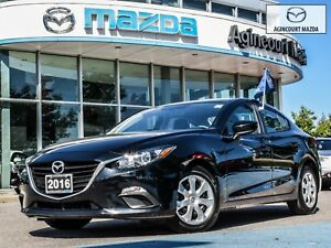 2016 Mazda Mazda3 GX-Back Up Camera, Bluetooth, Push Start, USB