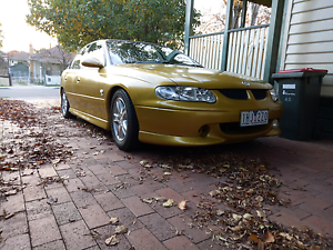 2002 HOLDEN VX COMMODORE SPAC DUAL FUEL Niddrie Moonee Valley Preview