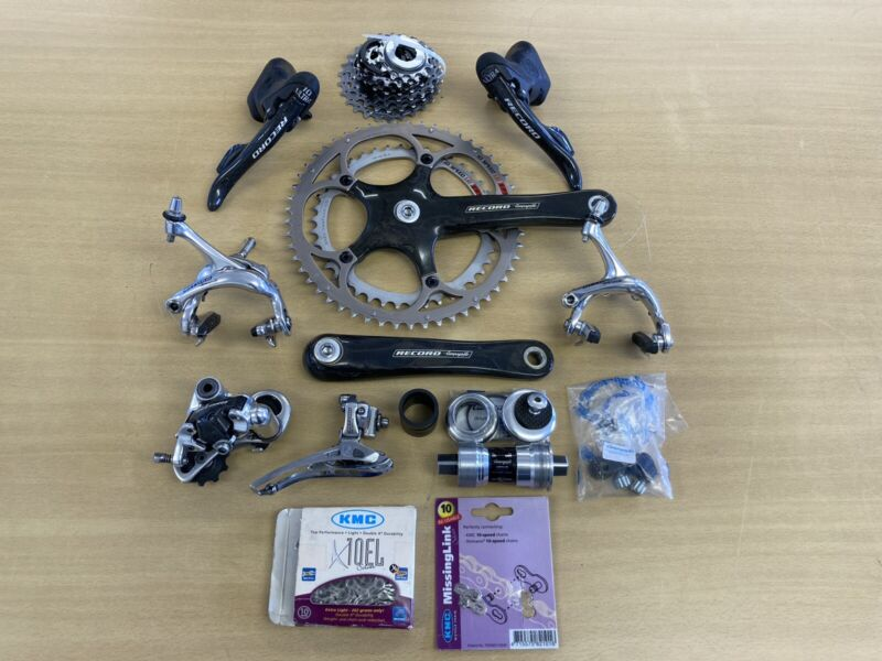 Campagnolo Record Carbon 10 speed groupset