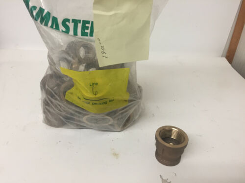 McMaster-Carr Pipe Fittings Bag of 17