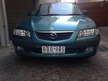 2001 Mazda 626 Classic Auto with REGO + RWC Parkville Melbourne City Preview