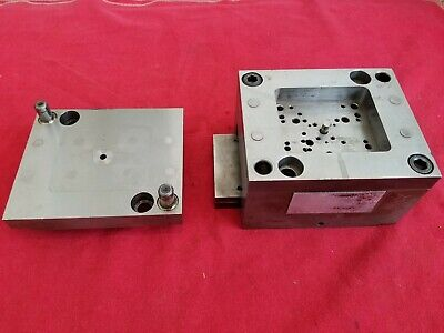 Dme Mold Base 3x3.5 Insert Pocket Plastic Injection Molding