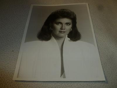 Vintage 1984 Press Nbc Photo Lynda Carter Partners In Crime Series Wonder Woman