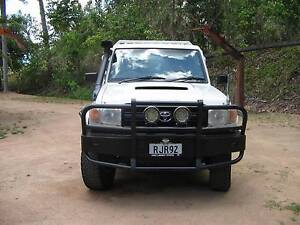 2009 Toyota LandCruiser Ute Hughenden Central West Area Preview