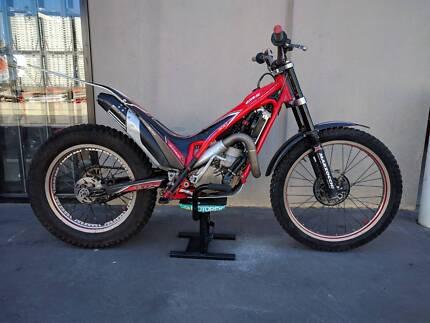 2011 GasGas 300 TXT Pro Trial Bike