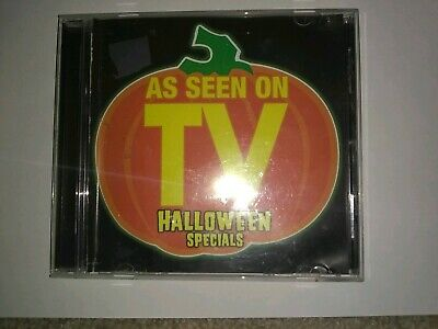 alloween Special As Seen On TV CD Halloween Spooky Sounds (Sound Factory Halloween)