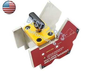 Top Quality Multi-angle 1359045magnetic Welding Clamp With Switch 265lbs