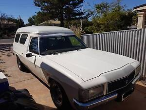 1984 Holden WB Panel van Whyalla Whyalla Area Preview