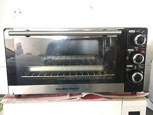 Hamilton Beach oven toastor