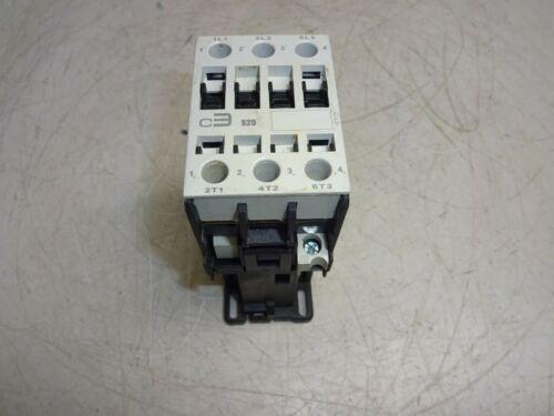 C3 CONTROLS 300-S25N30 CONTACTOR 24VDC COIL