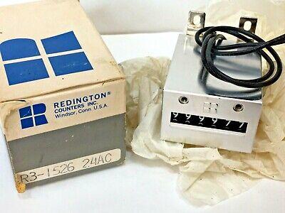 Redington 6-digit 3.1va 24ac Counter R3-1526