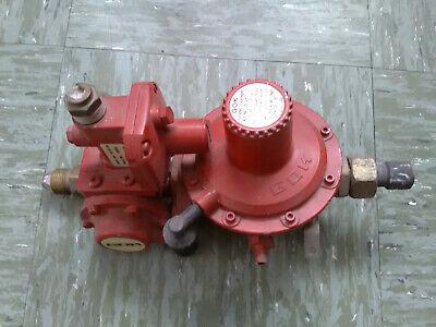 GOK Behälter Druckregler Typ 502 Propan/Butan