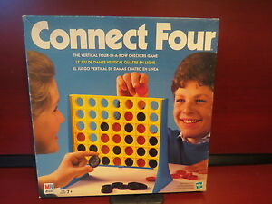 1998 Connect Four Game by Milton Bradley Complete!