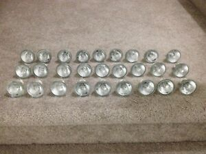 LOTS OF HALOGEN BULBS FOR $15.00!!