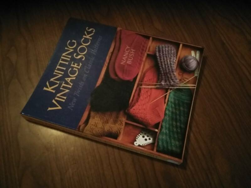 Knitting Vintage Socks By Nancy Bush Nonfiction Books Gumtree