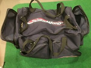 Sherwood Adult Hockey Bag - Burlington