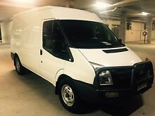Ford transit mwb high roof manual 2012 diesel Beaumont Hills The Hills District Preview