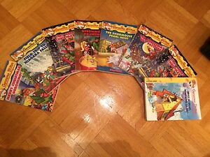 Geronimo Stilton books in English