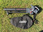 Ozito blower, vacuum, mulcher  Logan Central Logan Area Preview