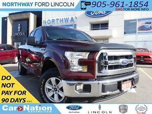 2015 Ford F-150 XLT | SUPERCAB | LOW KM | 2.7L ECOBOOST|