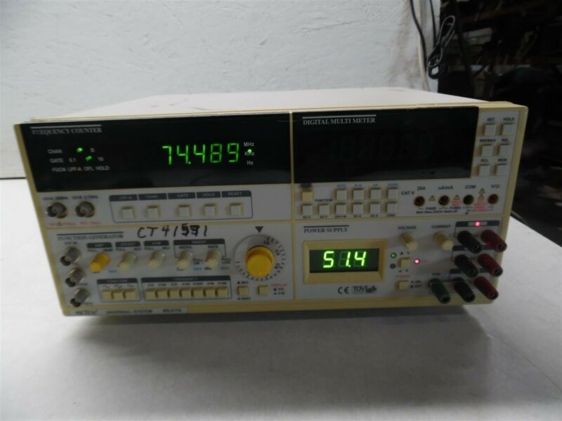 METEX MS-9170 Universal System