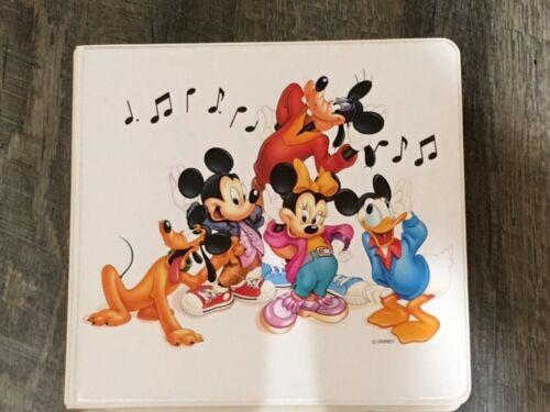 VINTAGE Walt Disney Take-a-Tape Along Storyteller Cassette & Read-Along Book Set