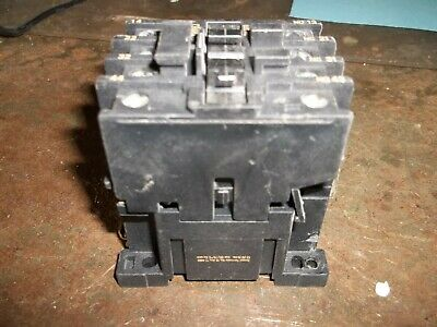 Ge Cr4ra Contactor Relay 110120v 5060hz Wl79