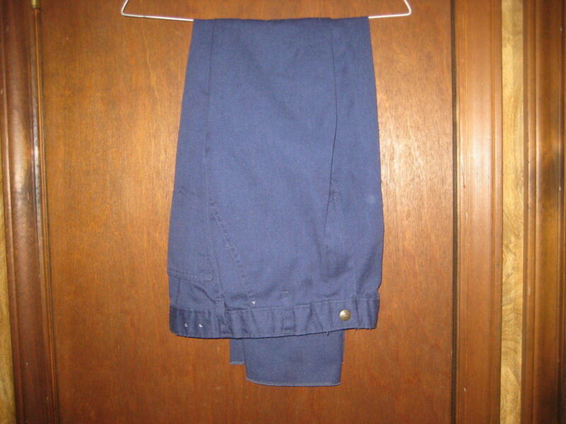 Cub Scout Pants Waist 27, Inseam 28, unfinished A55
