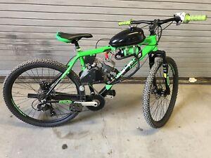 Motorized bike for sale