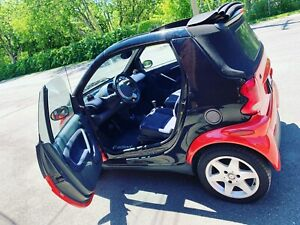 SMART FORTWO TURBO DIESEL 3400$ NÉGOCIABLE