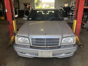 1999 Mercedes c class PARTS ONLY