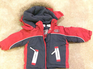 Winter jacket boys size 18 months