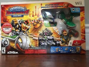 Skylanders Superchargers Console and Characters