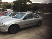 Ford falcon 1998 Sydney City Inner Sydney Preview
