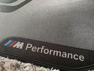 4 K Exclusive Metal Logo Fußmatten 3er BMW F34 GT Original Qualität Velours