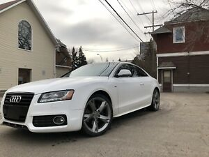 Beautiful Audi A5 S-line