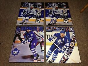 Toronto maple leafs NHL hockey poster boards