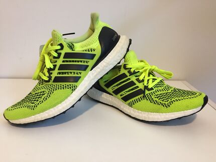 Adidas Ultra Boost Solar Yellow 1.0