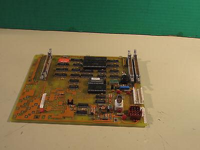 Cincinnati Acramatic 850 CRT Panel 3-533-0121G RevC Circuit Board Card 35330121G