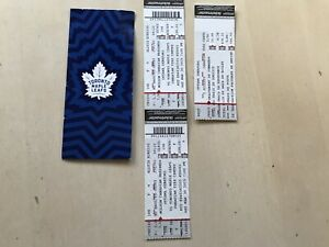 Maple Leafs Tickets
