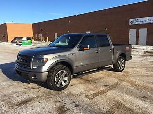 Ford F-150 FX4 Luxury Package